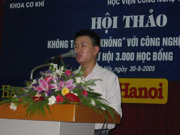 Hoạt động hội thảo về CNTT của trung tâm