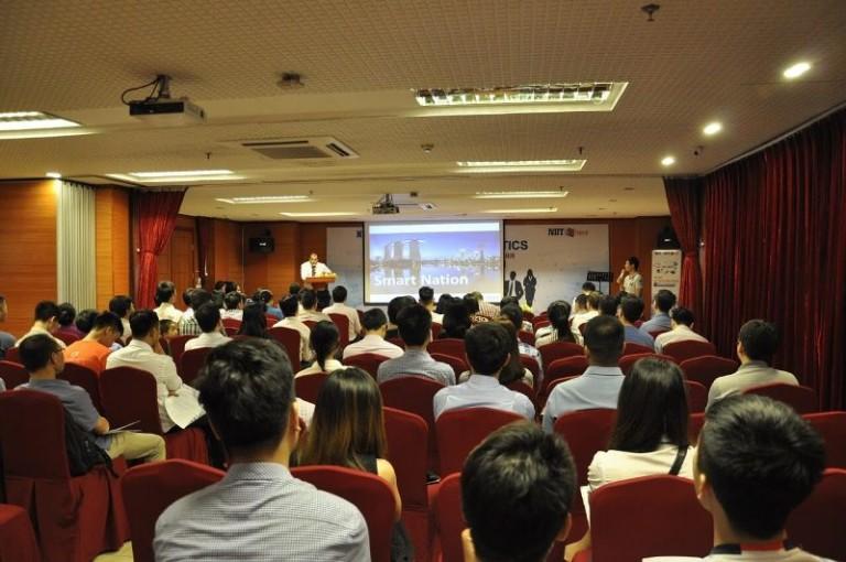 Hội thảo Big Data Analytics for Digital Transformation số 1 thành công tốt đẹp