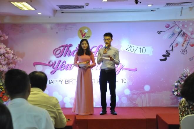 Hoạt động kỷ niệm Ngày Phụ nữ Việt Nam 20/10 đã trở thành chương trình truyền thống của VITD