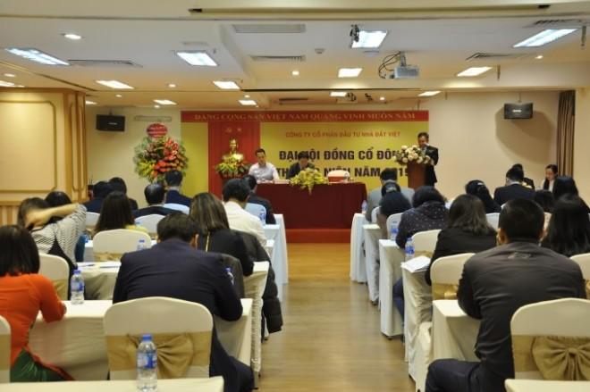 Các thành viên ban Lãnh đạo VITD tiếp tục được bầu vào HĐQT và BKS Công ty CPĐT Nhà Đất Việt (VPRO) nhiệm kỳ 2019 – 2024