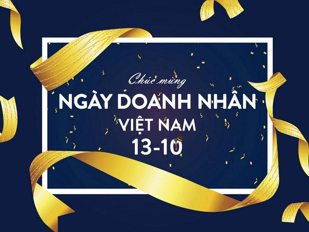 Tập thể V-Corp chào mừng ngày Doanh nhân Việt Nam